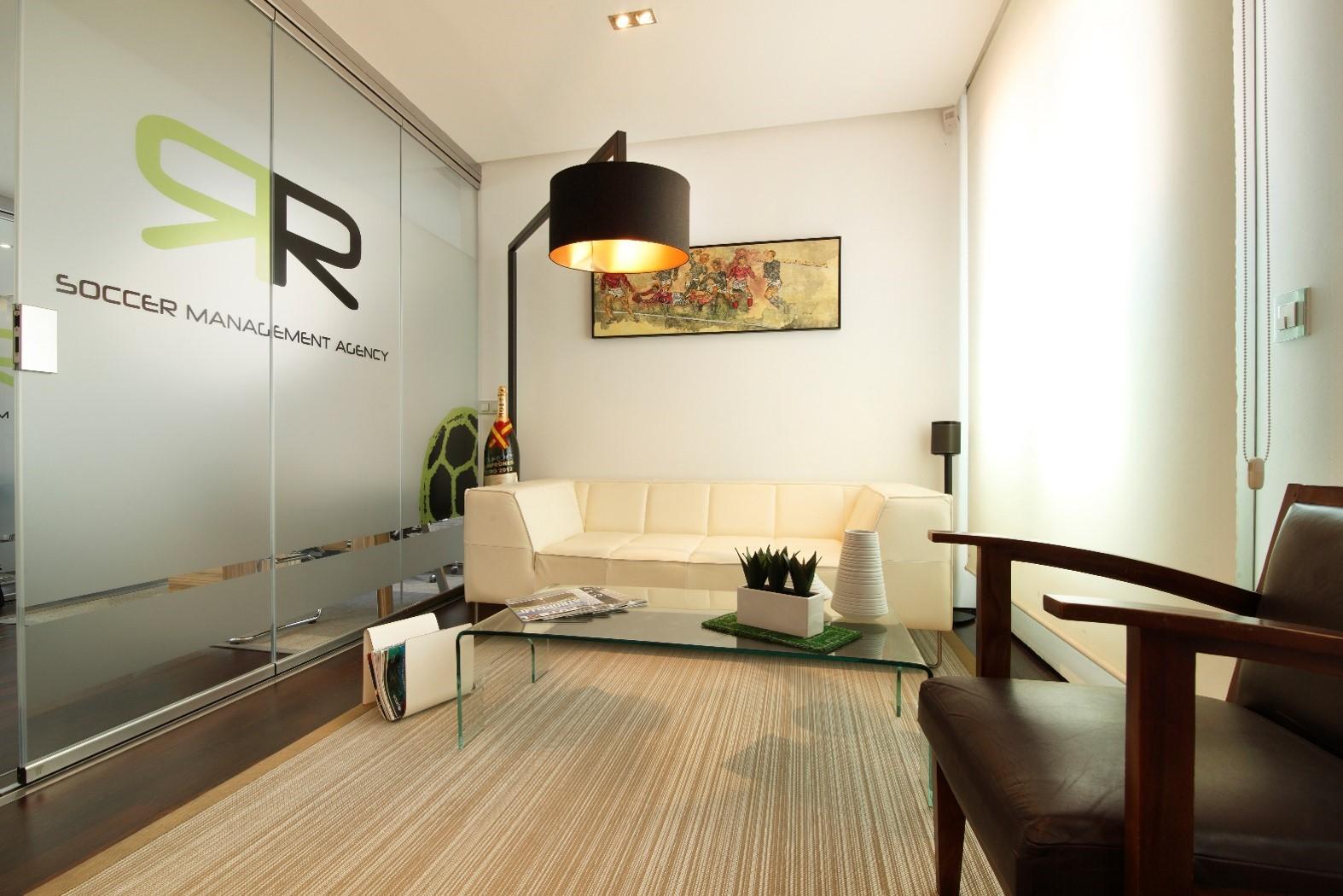 Oficina René Ramos Soccer Management Agency