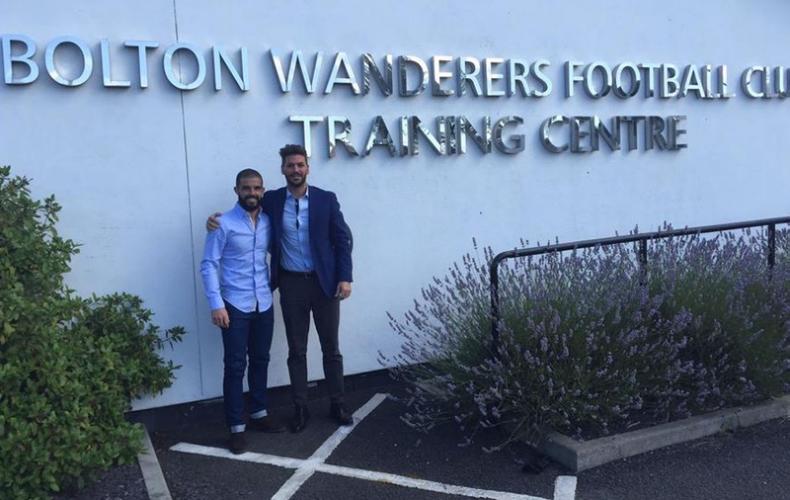 Casado signs for Bolton