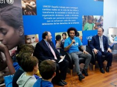 Marcelo, Friend of Madrid Committee for UNICEF