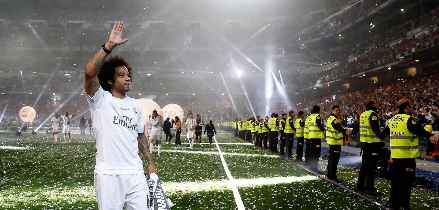 Marcelo champions
