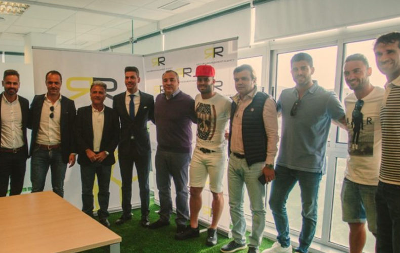 RR-Soccer Management Agency Opens New Office in Las Palmas