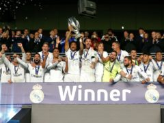 Second European Super Cup for Sergio Ramos and Marcelo
