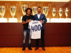 Sergio Ramos and Marcelo Vieira continue to make history