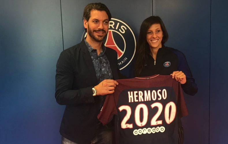 Jenni Hermoso joins PSG