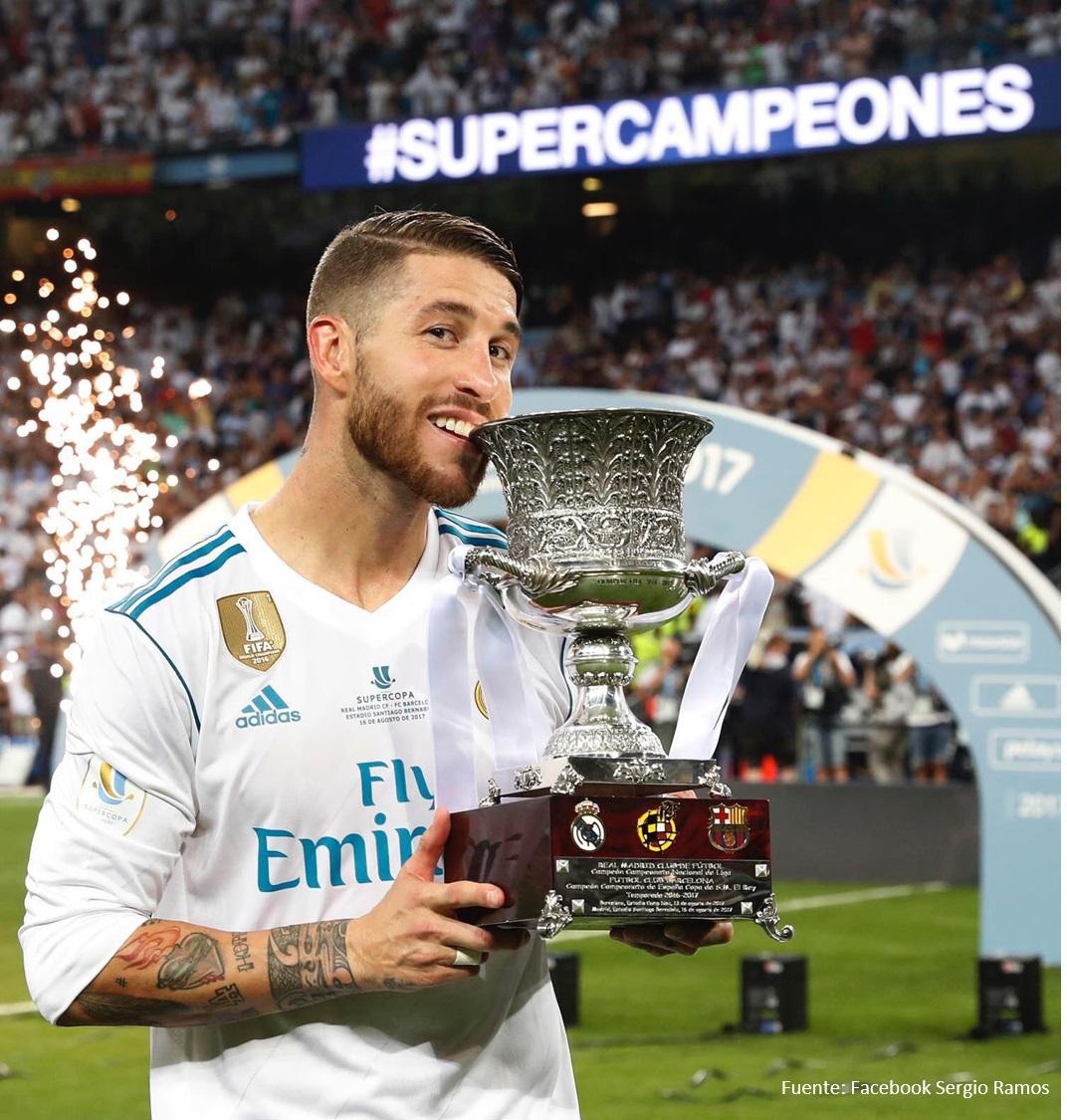 Sueprcopa España Sergio Ramos