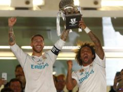 The third Spanish Supercup for Sergio Ramos and Marcelo