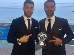 Sergio Ramos chosen as defender of the UEFA Champions League 2016/2017