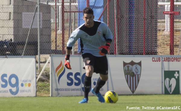Juan Soriano, camino al Europeo sub-19
