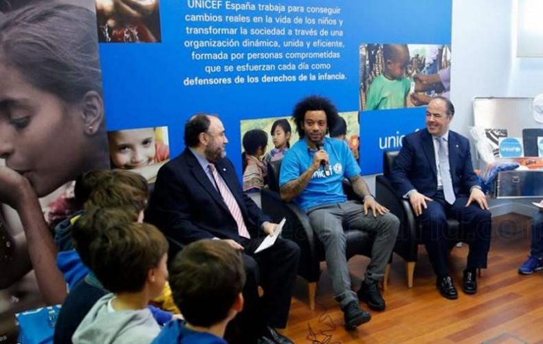 Marcelo, Amigo de UNICEF Comité Madrid