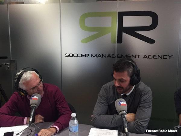 RR-Soccer radio