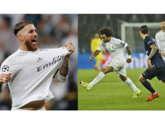 Sergio Ramos y Marcelo, a por su segunda UEFA Champions League