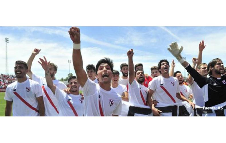 El Sevilla Atlético asciende a Segunda División