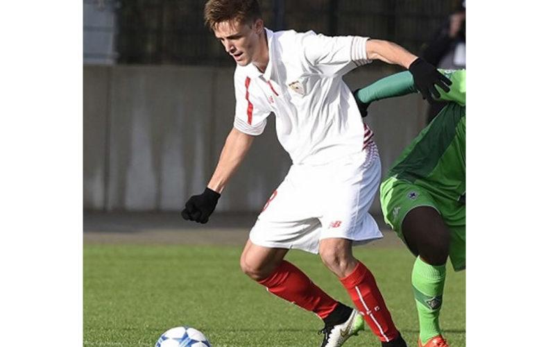 Genaro acudirá con la Selección Sub-20 al COTIF de L'Alcudia