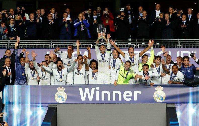 Segunda Supercopa de Europa para Sergio Ramos y Marcelo