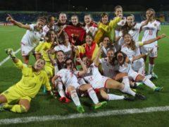 Gran actuación de la Selección Sub-17 femenina en el Mundial de Jordania