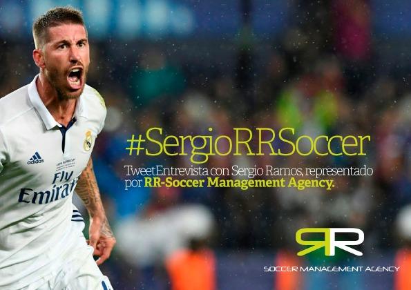 Tweet-Entrevista a Sergio Ramos
