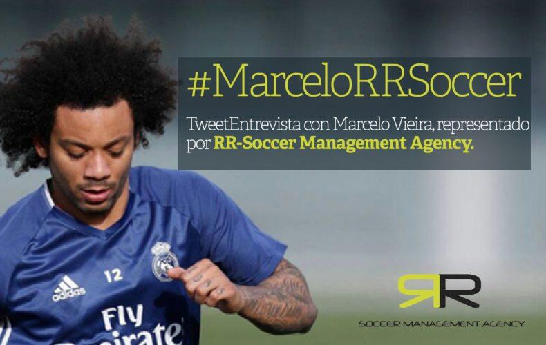 Tweet-Entrevista a Marcelo Vieira