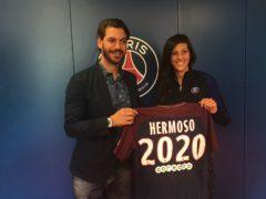 Jenni Hermoso se incorpora al PSG