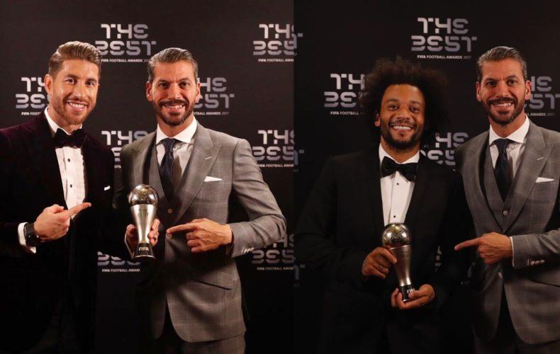Sergio Ramos y Marcelo elegidos para el FIFA FIFPro World 11