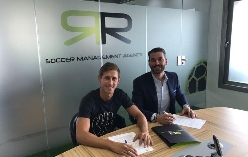 Alexander Szymanowski se une a RR-Soccer Management Agency