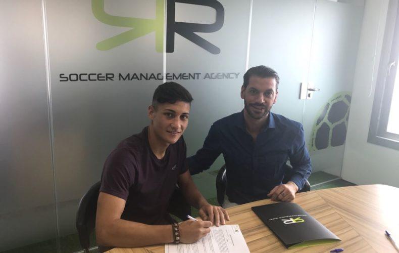 Óscar Rodríguez, nuevo representado de RR-Soccer Management Agency