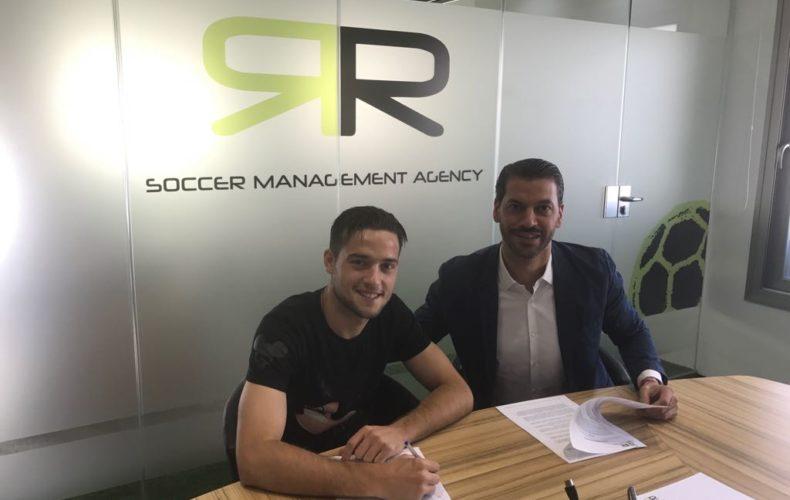José Arnaiz se incorpora a RR-Soccer Management Agency