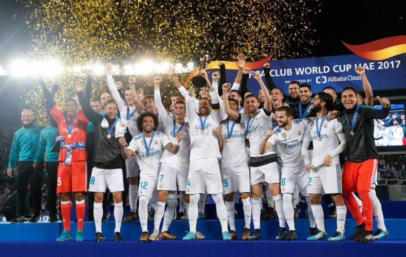 SERGIO RAMOS Y MARCELO LOGRAN SU TERCERA COPA MUNDIAL DE CLUBES DE LA FIFA