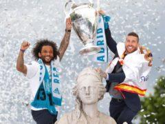 SERGIO RAMOS Y MARCELO SIGUEN HACIENDO HISTORIA Y LOGRAN SU CUARTA UEFA CHAMPIONS LEAGUE
