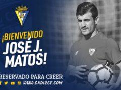 MATOS, NUEVO JUGADOR DEL CÁDIZ CF