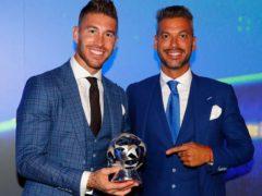 SERGIO RAMOS, MEJOR DEFENSA DE LA UEFA CHAMPIONS LEAGUE 2017/2018