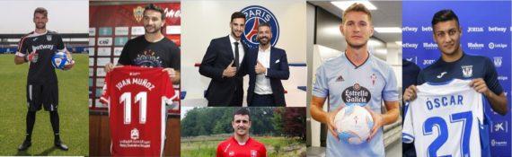 Sergio Rico al PSG y otros movimientos del mercado de verano en RR-Soccer Management Agency
