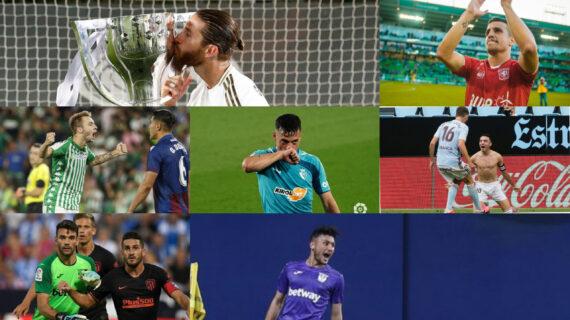 La temporada 2019/20 de los futbolistas de RR-Soccer Agency