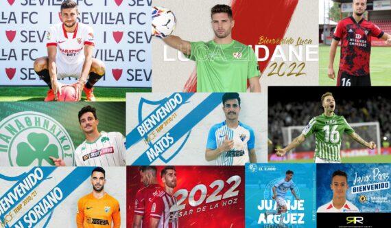 Óscar Rodríguez al Sevilla, Luca Zidane al Rayo Vallecano y más movimientos de RR-Soccer Agency en este atípico mercado de verano